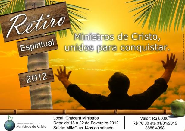 Ministros de Cristo